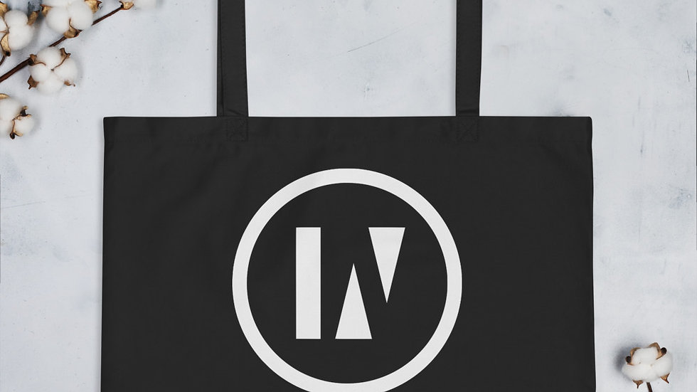 INU - Large organic tote bag