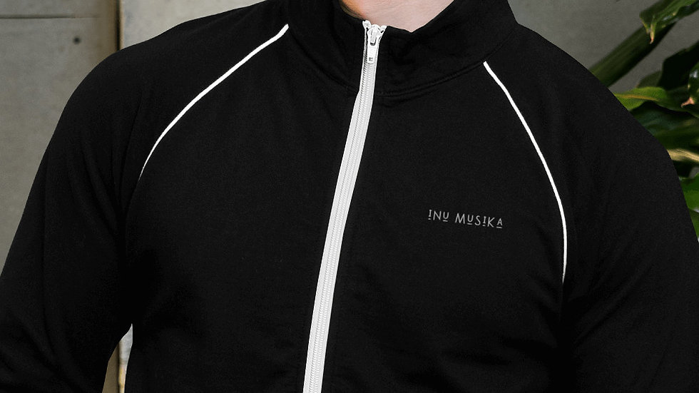 INU Musika - Piped Fleece Jacket