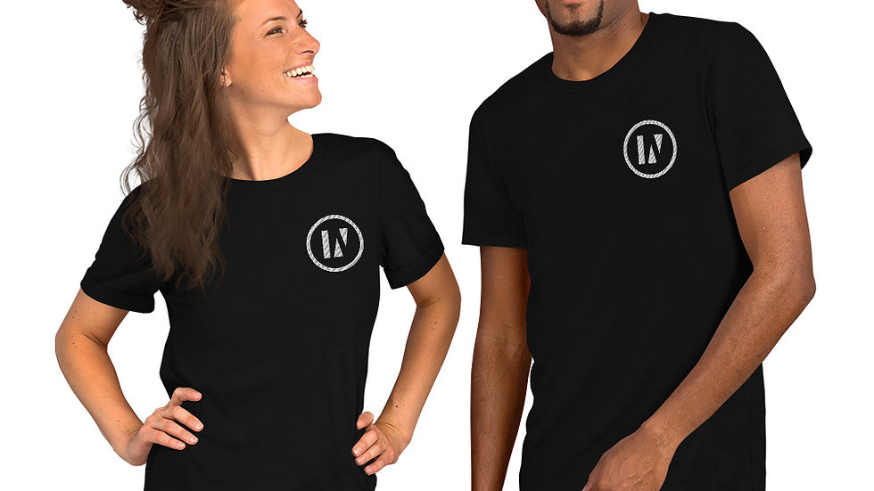 INU Short-Sleeve Unisex T-Shirt