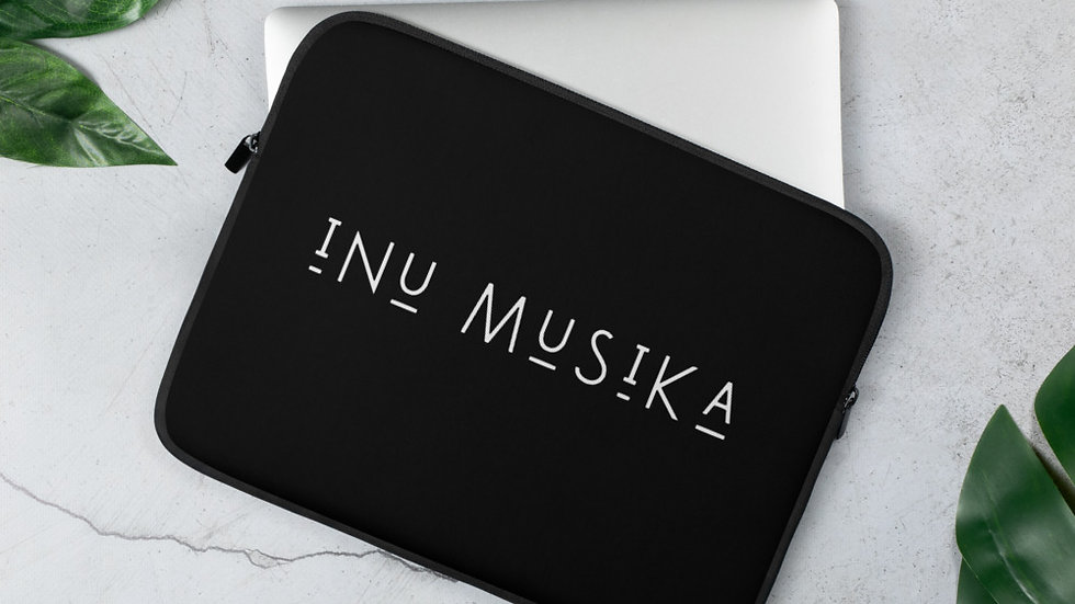 INU Musika - Laptop Sleeve
