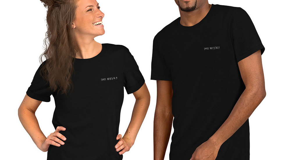 INU Musika - Short-Sleeve Unisex T-Shirt
