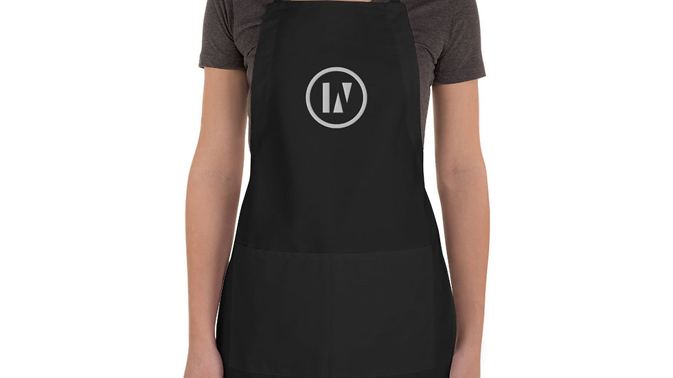 INU - Embroidered Apron