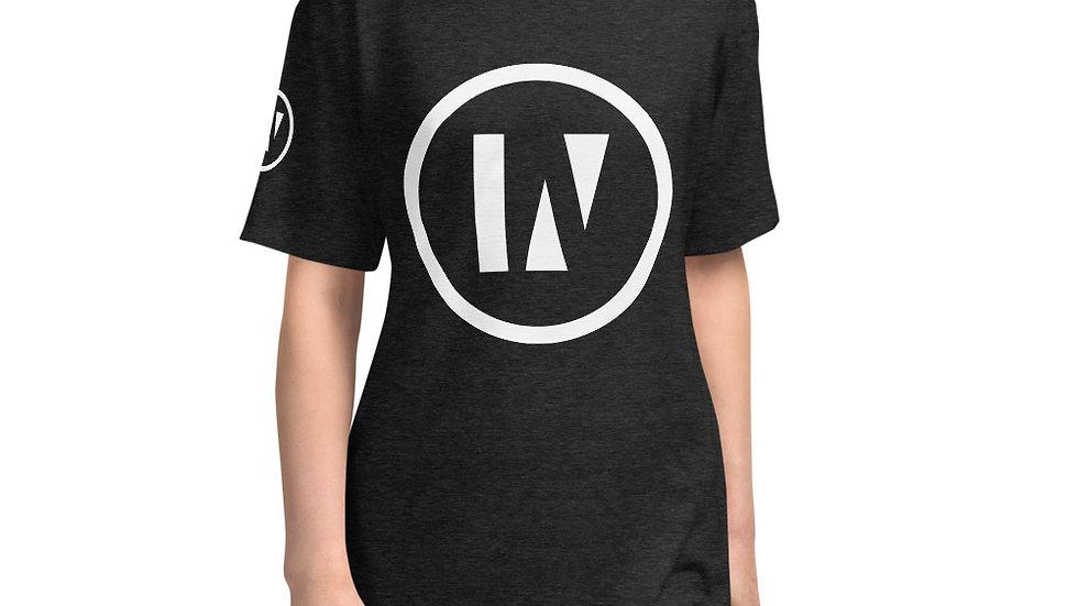 INU - Unisex Tri-Blend Track Shirt