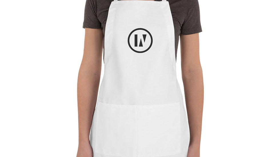 IN2U - Embroidered Apron
