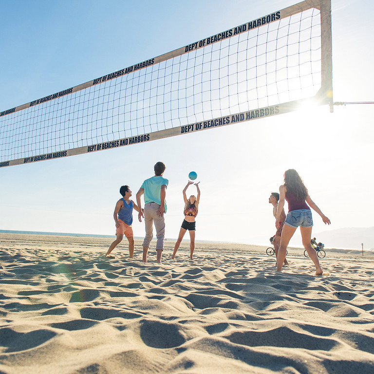 Summer Sand Clinic II