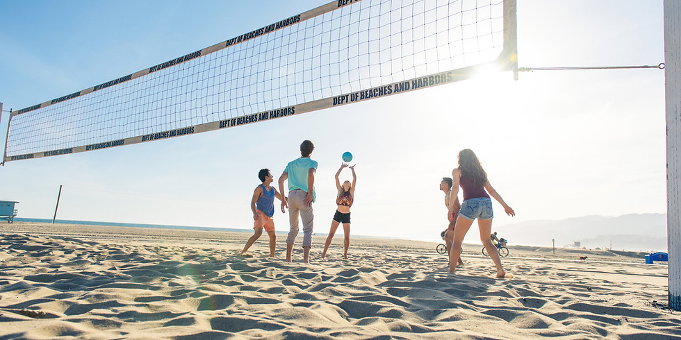 Voley Playa