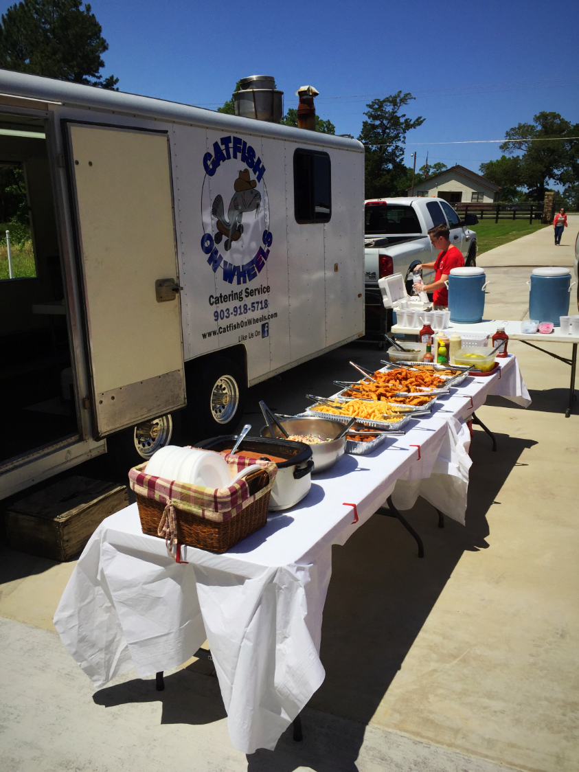 Dallas Catering, Catfish Catering, B