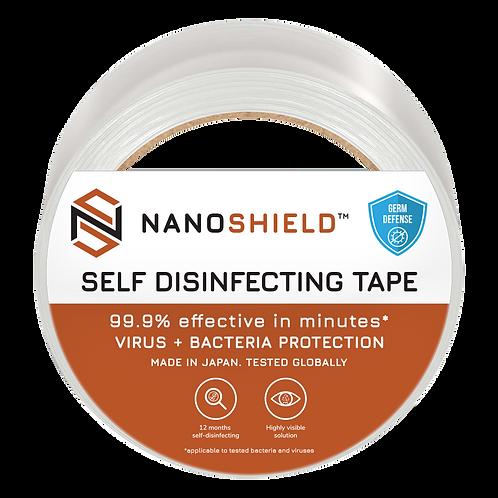 Nanoshield Self Disinfecting Tape (10cm x 20m)