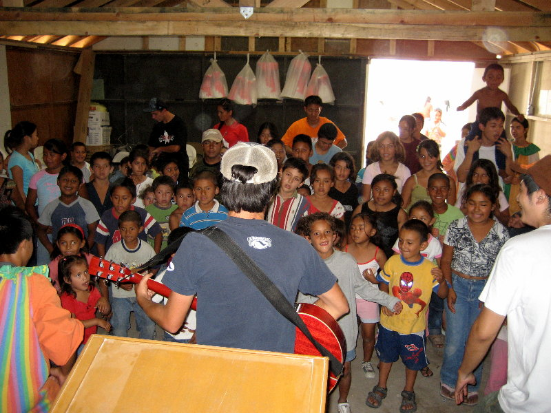 DB vbs at church in Tijuana.JPG