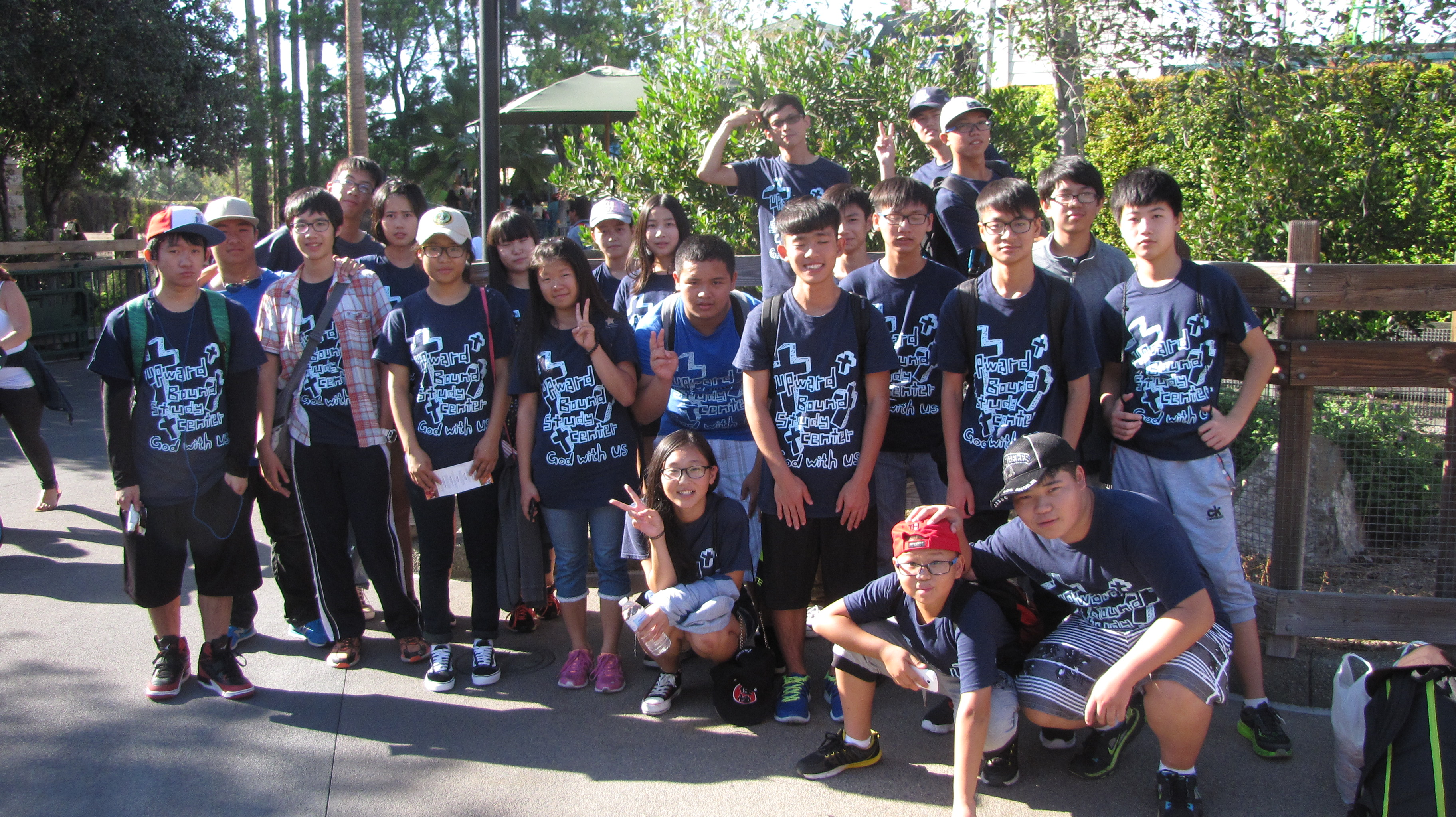 Summer Program trip to Knott's Berry Farm.JPG