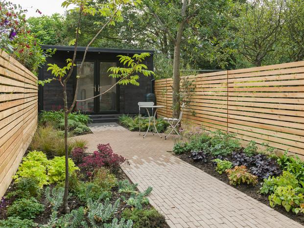 Design led garden