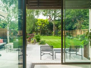 Japanese garden in cambridge England