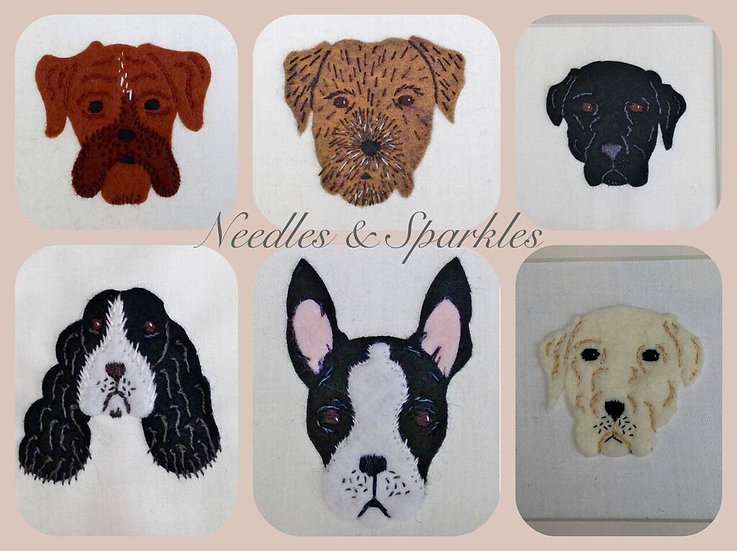 Personalised Puppy Portraits