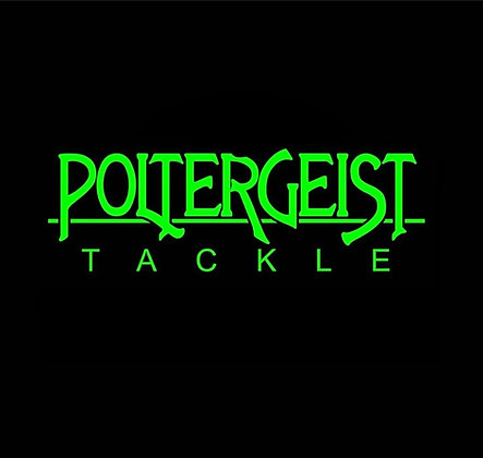 Poltergeist Tackle Vinyl Sticker