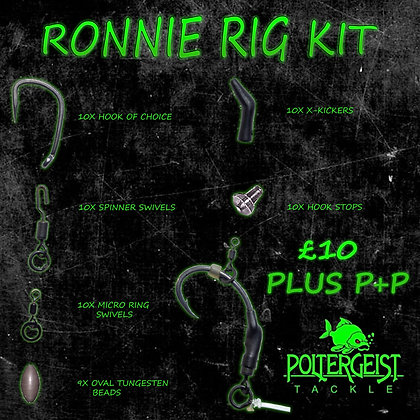 Poltergeist Ronnie Pack with Micro Swivels