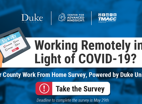 Chester County Work from Home Survey
