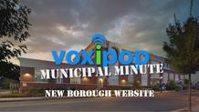Municipal Minute - New Borough Website