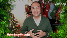 Mayor Peter's Holiday Message