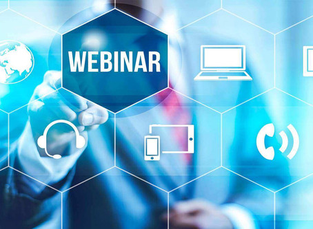 Industry Webinars Week of May 11th