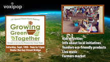 10th Annual Green Earth Festival!