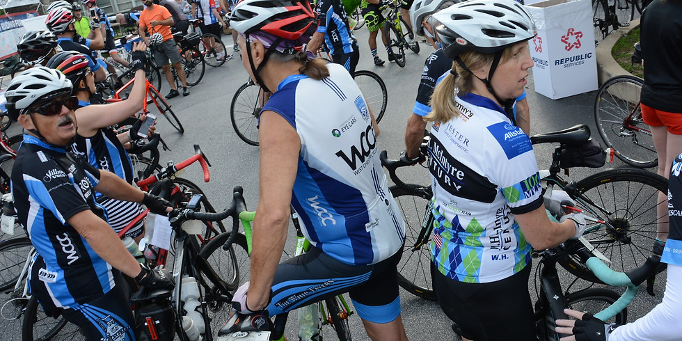 21st Annual Challenge for Cancer Bike Tour