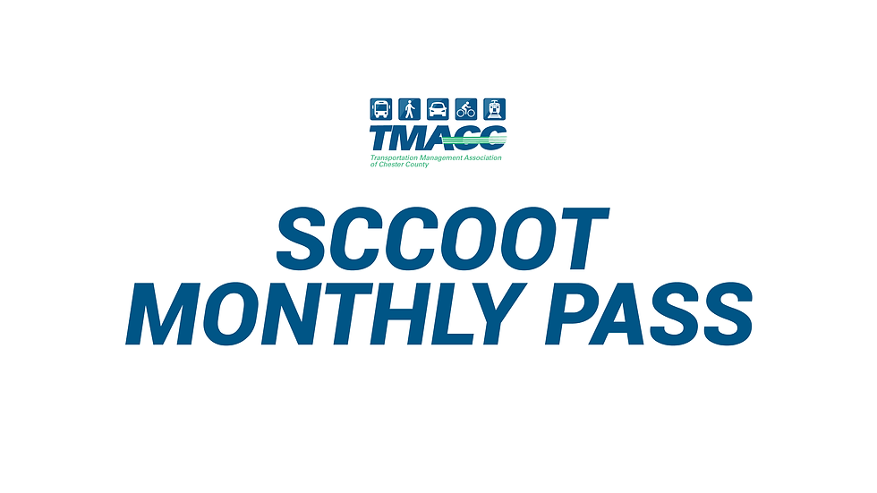 SCCOOT - Monthly Pass