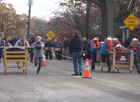 Phoenixville Bed Race Event