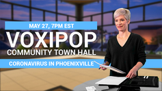 Community Town Hall - How Phoenixville has Handled the Coronavirus Pandemic