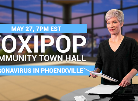 Community Town Hall - How Phoenixville has Handled the Coronavirus Pandemic