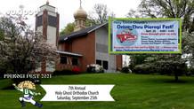 7th Annual Holy Ghost Pierogi Fest!