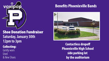 Phoenixville Phantom Bands Fundraiser