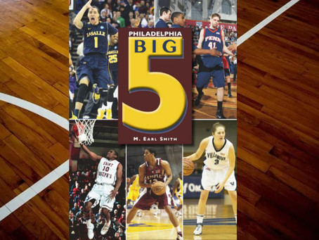 """Philadelphia Big 5"", Meet the Author!"
