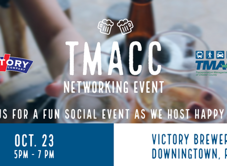 Victory Brewing Networking Event