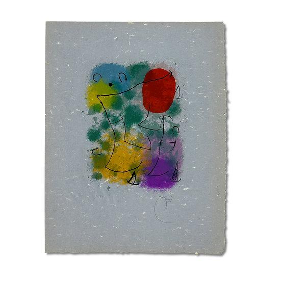 """""""Miro from Arthur Rimbaud vu Par Des Peintres Contemporains"""" by Arthur Rimbaud"""