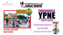The Phoenixville Jaycees are back live and in-person.