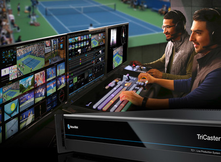 TRICASTER TC1 YEAR-END SAVINGS EVENT