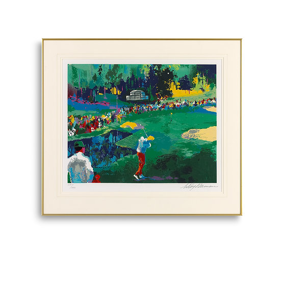 """16th at Augusta - Big Time Golf Suite"" by LeRoy Neiman"