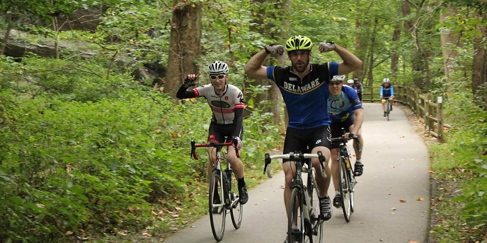 Bike Chester County: CVT Trail Ride