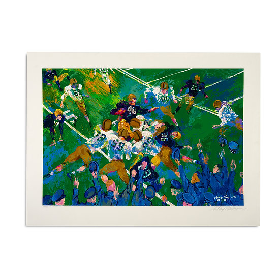 """""""Defending Victory - 1946"""" by LeRoy Neiman"""