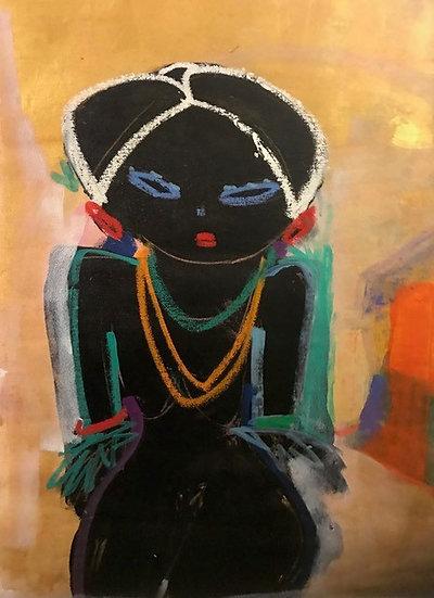 """""""Black Woman"""" by Rascal"""