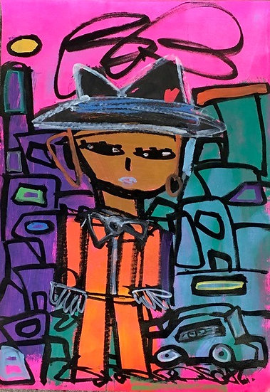 """Brown Man"" by Rascal"
