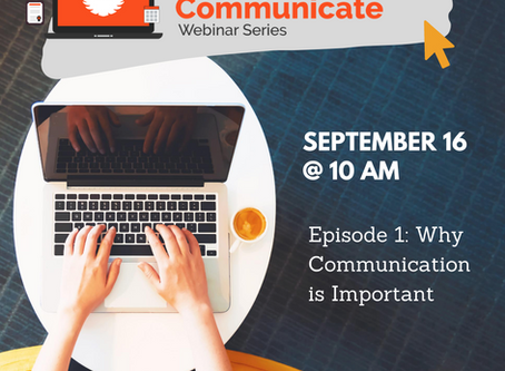 Strong Communities Communicate Webinar Series