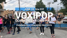 Community Town Hall - Phoenixville Peaceful Protests
