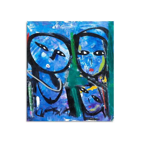 """3 Heads"" by Rascal"