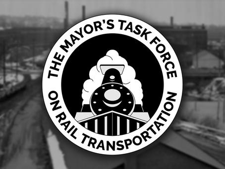 Rail Transportation Virtual Town Hall