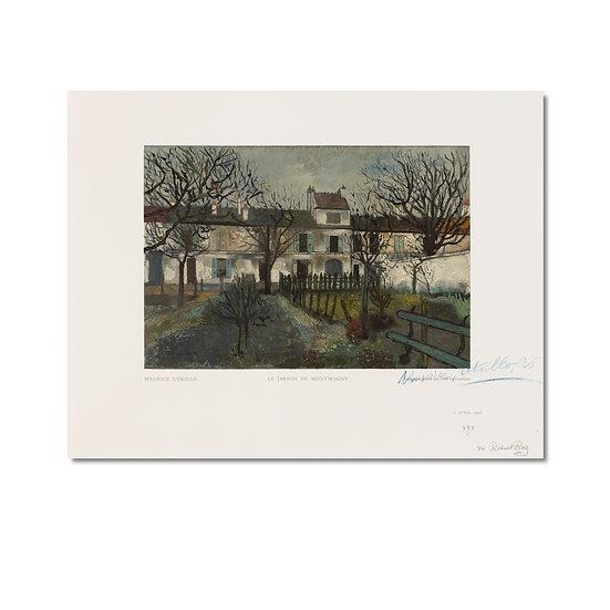 Le Jardin De Montmagny