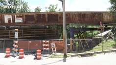 The Beat - Main Street Railroad Bridge Jack Project