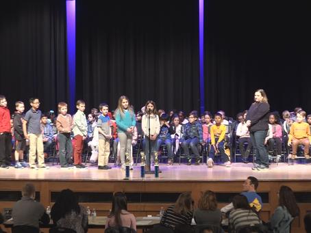 Phoenixville Rotary Spelling Bee