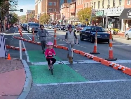 Pass the Parking-Protected Bike Lane Bill in 2020