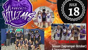 Girls AAU Basketball Tryouts